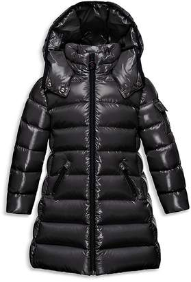 Moncler Girls' Moka Jacket - Sizes 8-14 $620 thestylecure.com