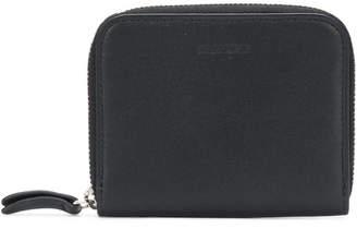 Jil Sander all around zip wallet