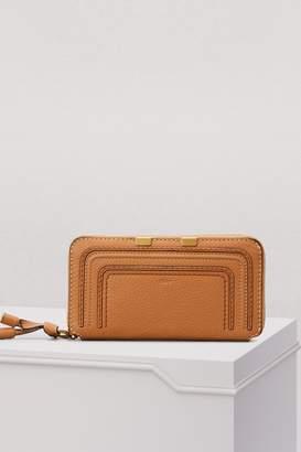 Chloé Marcie zip wallet