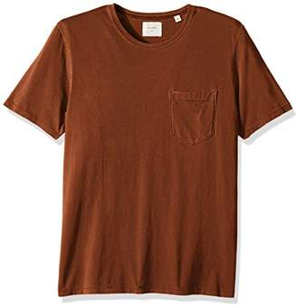 Billy Reid Men's Washed Pocket T-Shirt