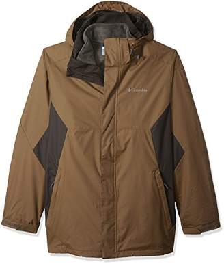 Columbia Men's Big and Tall Eager Air Interchange 3-in-1 Jacket
