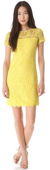Diane von Furstenberg Barbie Dress