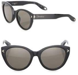 Givenchy 54MM Cat's-Eye Sunglasses