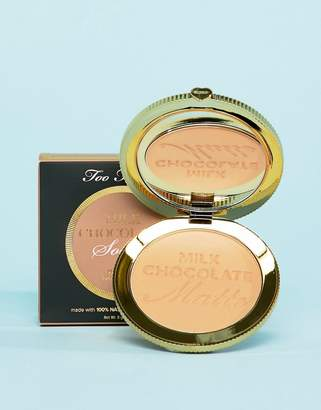 Too Faced Cosmetics Milk Chocolate Bronzer