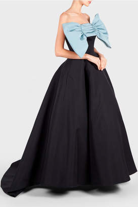 Christian Siriano Princess Bow Gown