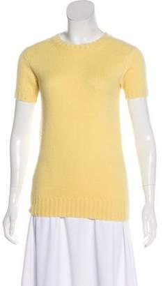 Michael Kors Vintage Cashmere Sweatshirt