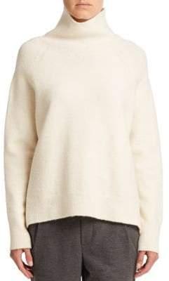 SET Oversized Turtleneck Sweater