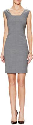 Ava & Aiden Geometric Short Sleeve Sheath Dress