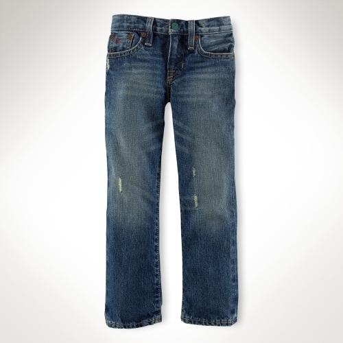 Skinny-Fit Snowden-Wash Jean