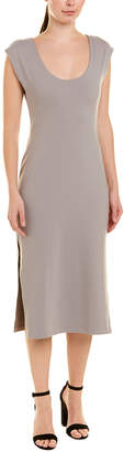 Susana Monaco Side Slit Midi Dress