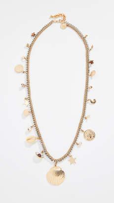 Venessa Arizaga Gold Rush Necklace