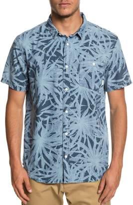 Quiksilver Pandanas Print Shirt