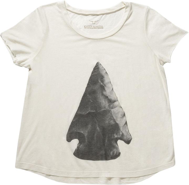 Nine West Arrowhead Tee Shirt