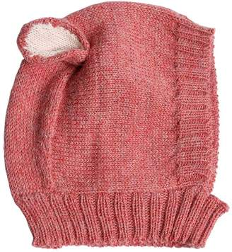 Oeuf Panther Baby Alpaca Knit Hat