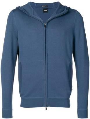 7e8d6862 HUGO BOSS zip-up hooded jacket