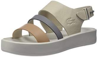 Lacoste Women's Pirle Sandal 217 1 Sandal
