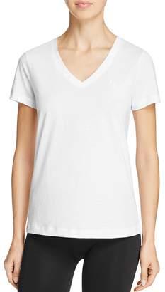 Ralph Lauren Essentials Short Sleeve V-Neck Tee