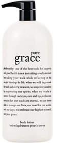 philosophy Super-Size Pure Grace Perfumed Bodylotion 32oz.