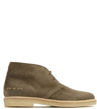 Common Projects Suede desert boots