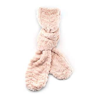 accsa Women Winter Faux Fur Scarf Wrap Collar Shrug for Winter Coat