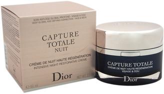 Christian Dior 2.02Oz Capture Totale Intensive Night Restorative Creme