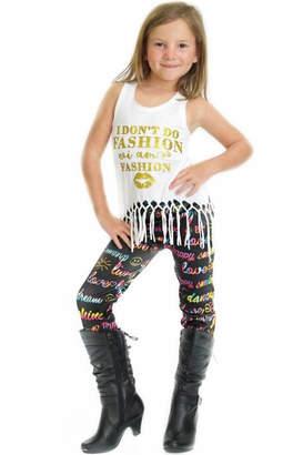 Tracie's I Am Fashion Top