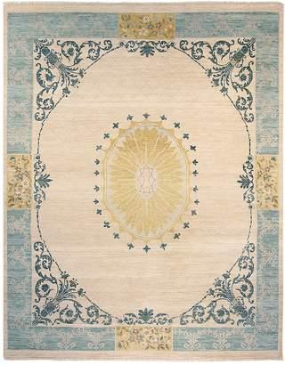 F.J. Kashanian One of a Kind Vista Hand-Knotted Wool Rug