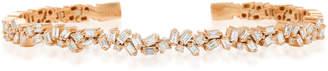 Suzanne Kalan 18K Rose Gold Diamond Bracelet