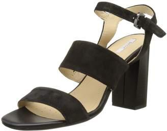 Geox Women's D AUDALIES H.SAN. A Heeled Sandal