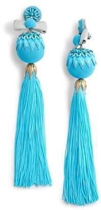 Ranjana Khan Robin Tassel Earrings
