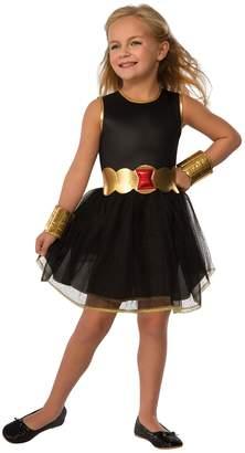 Rubie's Costume Co Rubie's Costumes Black Widow Tutu Dress Costume (Toddler, Little Girls, & Big Girls)