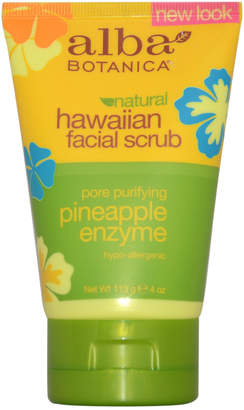 Alba l 4Oz Hawaiian Pineapple Enzyme Facial Scrub