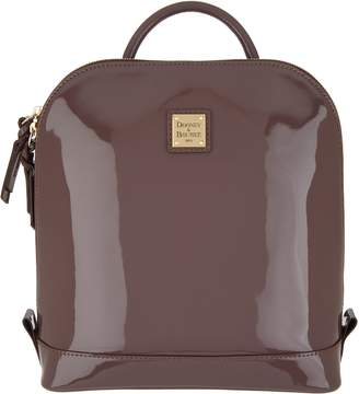 Dooney & Bourke Patent Leather Pod Backpack