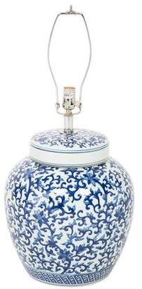 Ralph Lauren Mandarin Ceramic Table Lamp