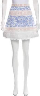 Alexis Textured Min Skirt w/ Tags