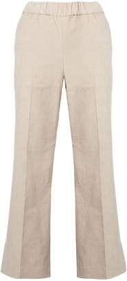 Alberto Biani elasticated waist trousers