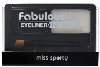 Miss Sporty Fabulous Gel Eyeliner And Highlighter 1