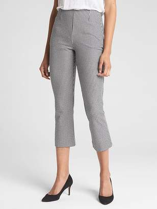 Gap High Rise Crop Kick Pants with Bi-Stretch
