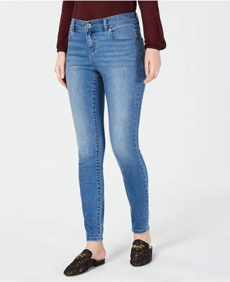 INC International Concepts I.n.c Eco-Friendly Repreve Skinny Jeans, Created for Macy's