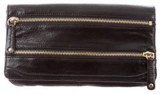 MZ Wallace Patent Leather Clutch