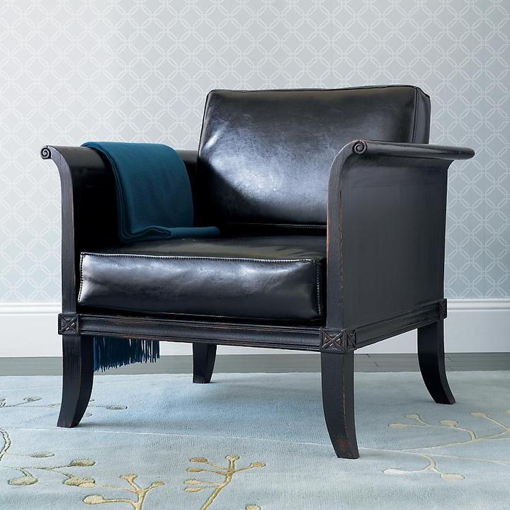 Mandarin Club Chair