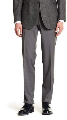 Ted Baker Micro Check Modern Fit Trousers