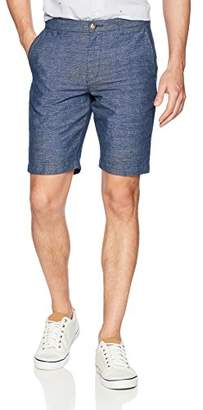 Ben Sherman Men's Tonic Linen Slub Short
