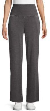 Nanette Lepore High-Waist Wide Leg Sweatpants