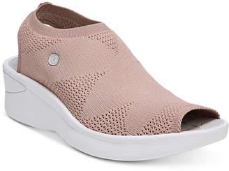 Bzees Secret Wedge Sandals Women's Shoes