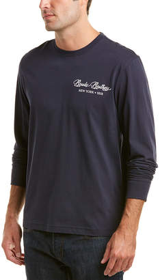 Brooks Brothers 1818 Brooklyn Bridge T-Shirt