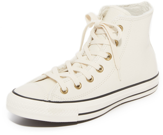 Converse Chuck Taylor All Star Winter High Top Sneakers $75 thestylecure.com
