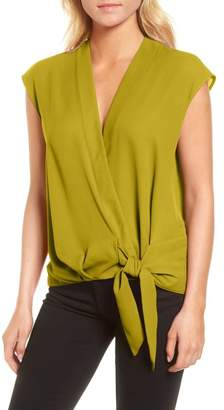 Trouve Trouv? Wrap Top