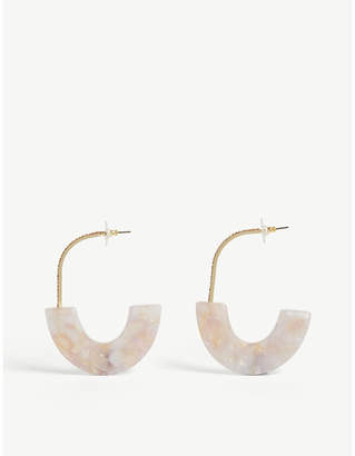BaubleBar Faith earrings