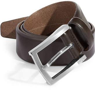 BOSS C-Barney-L Leather Belt